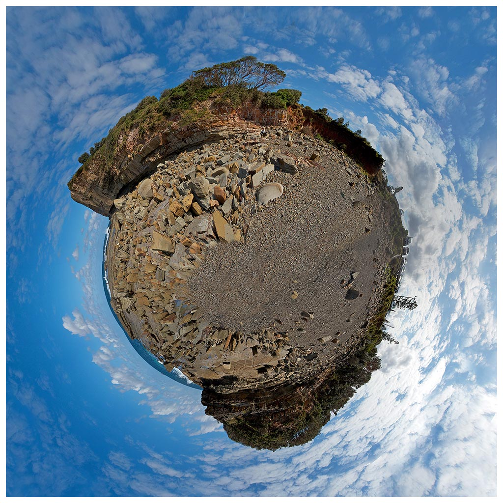 little planet Terrigal
